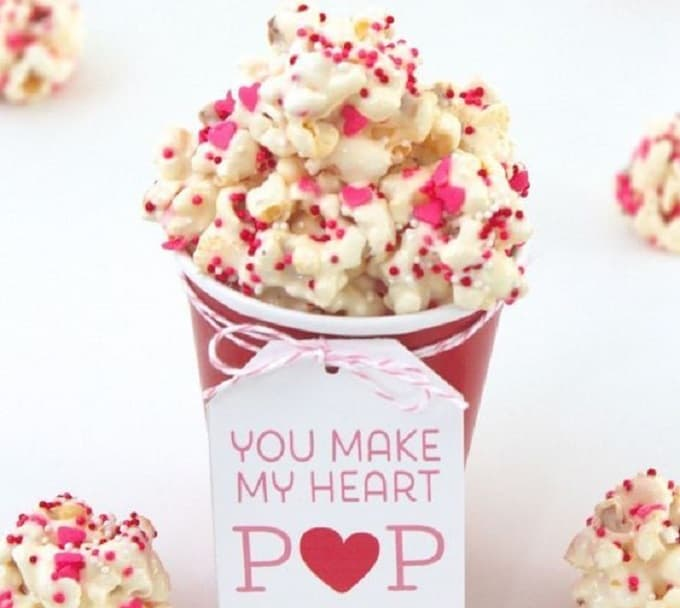 heart pop recipe