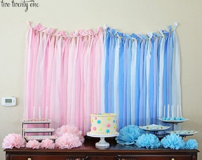 45 Of The Cutest Gender Reveal Party Ideas Cool Crafts