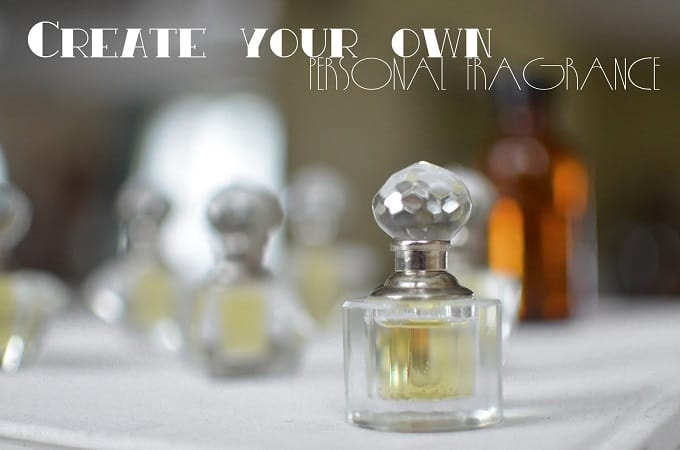 create your own signature fragrance