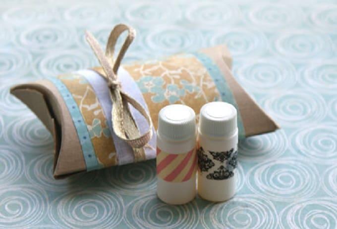 DIY perfume oils