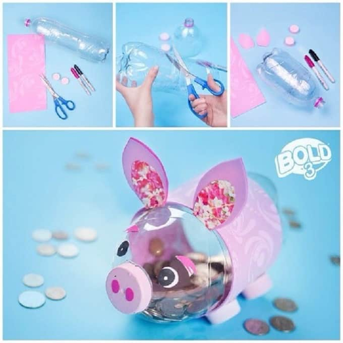 adorable piggy bank