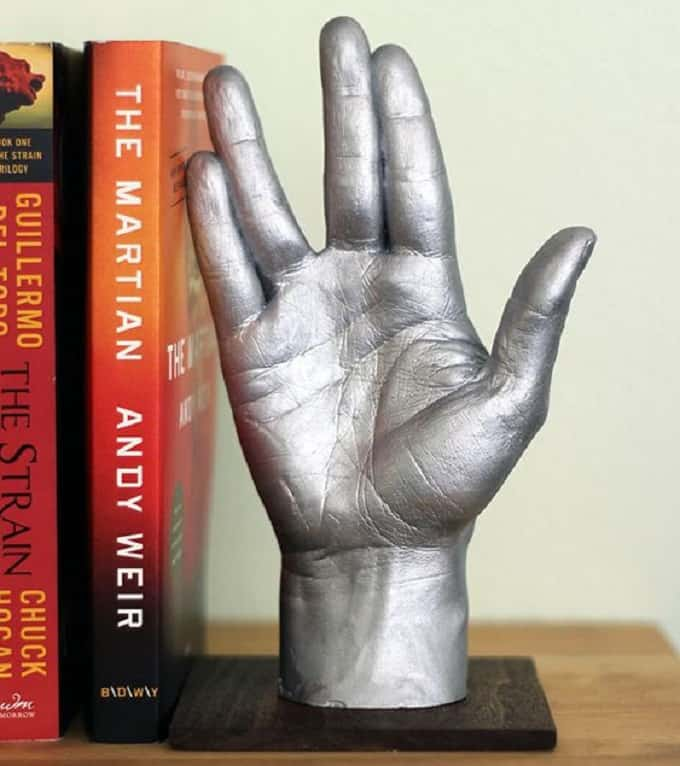 diy star trek hand
