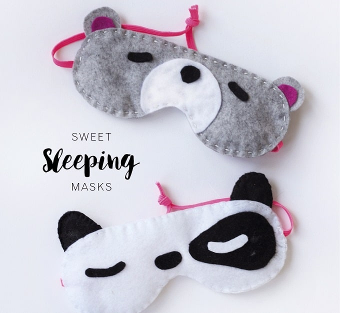 sweet sleeping mask