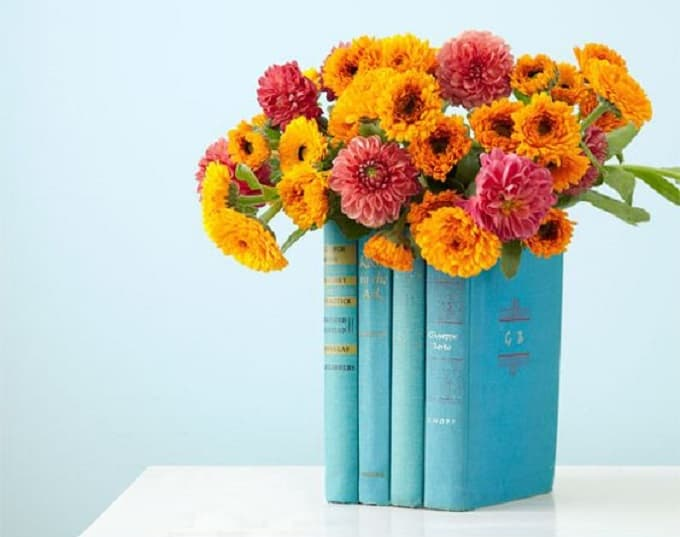 Cool Crafts & 50 Stunning DIY Flower Vase Ideas For Your Home \u2022 Cool Crafts