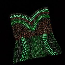 Glowing Corset