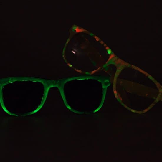 Glow In The Dark Shades