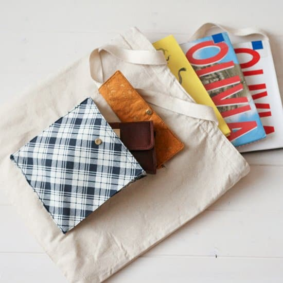 DIY Cargo Pocket Tote