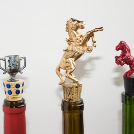Equestrian Themed Wine Stoppers