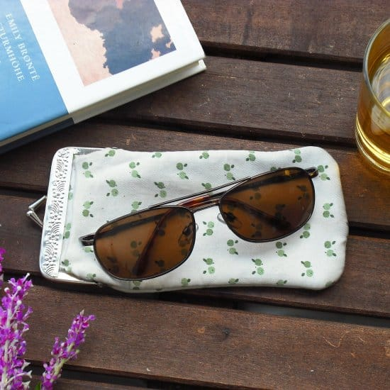 Secondhand Sunglasses Case