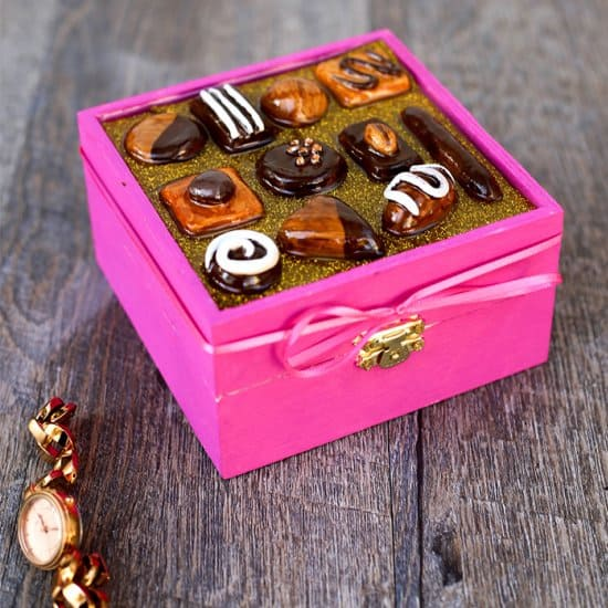 Jewelry Box of Chocolates