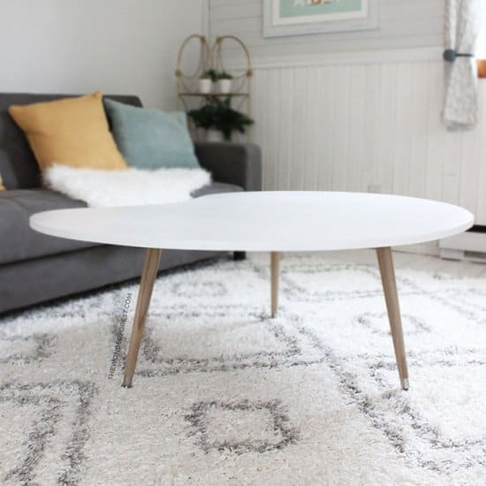 Create A Beautiful Space With These 25 DIY Coffee Table Ideas