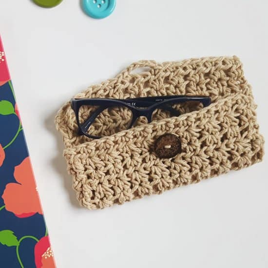 Crochet Pattern Case