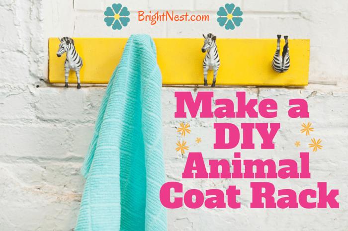 Animal Coat Rack