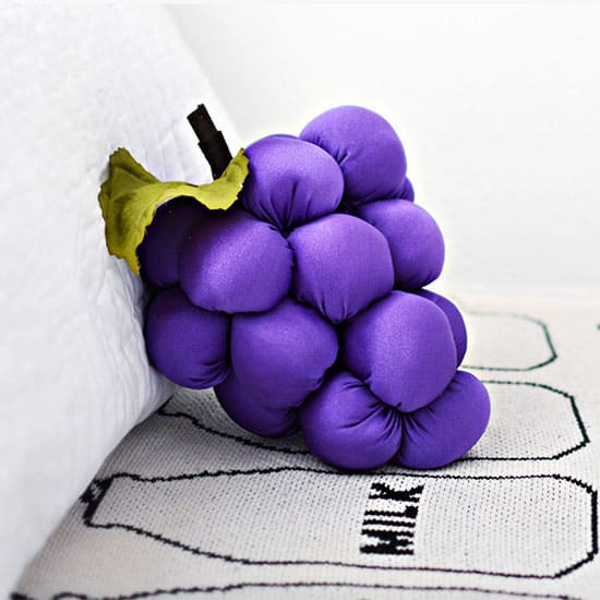 Grape Cluster Pillow