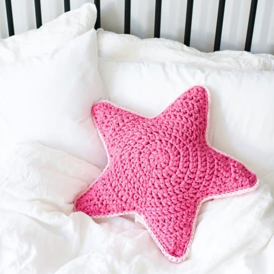 Chunky Star Pillow