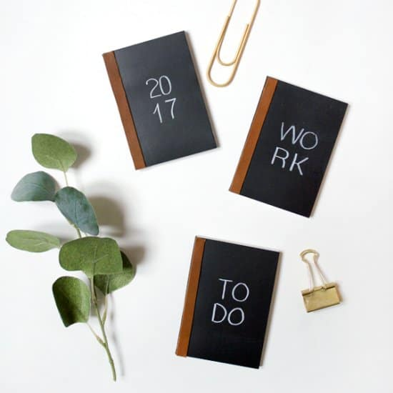 Chalkboard Notebooks