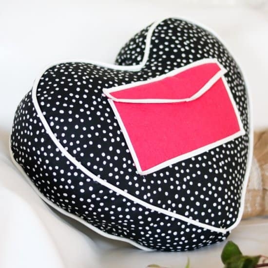 Sweetheart Pillow