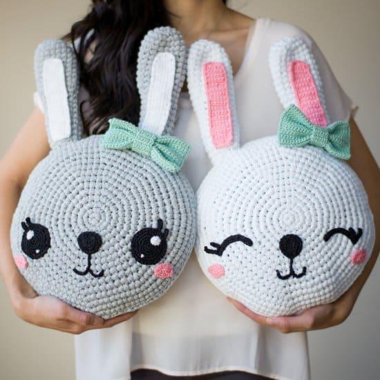 SnuggleBunny Pillows