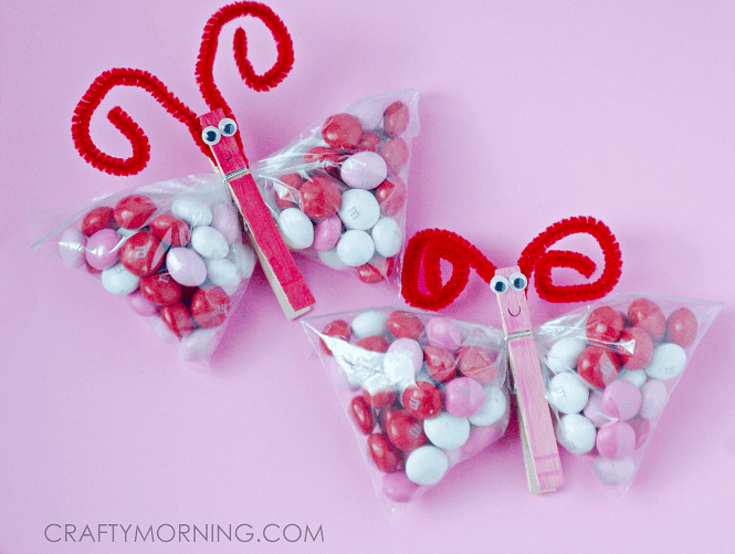 Valentine's Day Kids' Creature Crafts