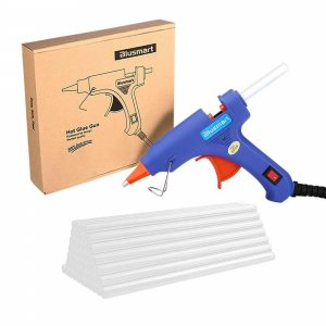 blusmark mini hot glue gun