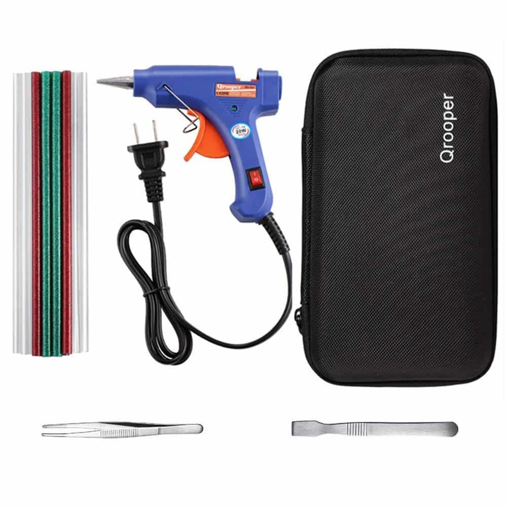 qrooper hot glue gun kit