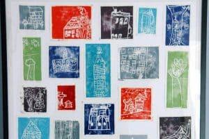 Block Printing Art