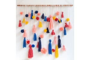 Pompoms and Tassels