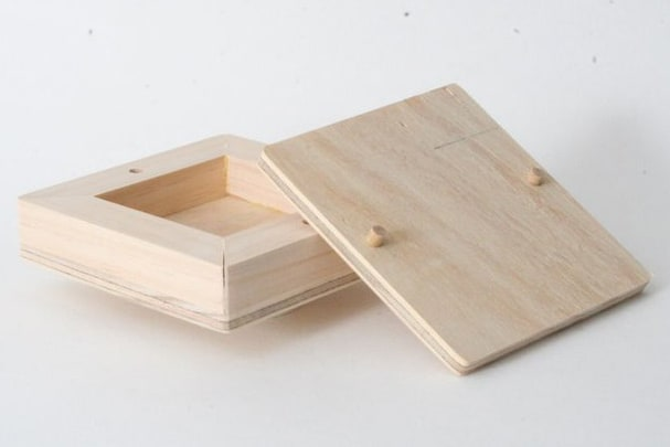 Simple Wooden Boxes